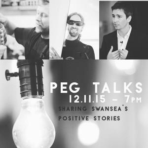 The first Peg Talks.